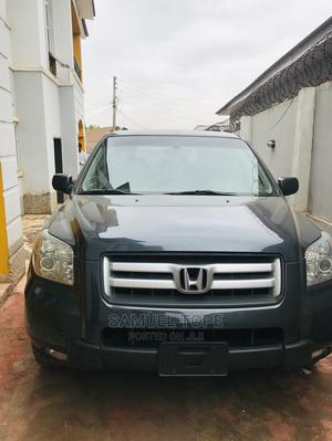 Honda Pilot 2006 EX 4x4 (3.5L 6cyl 5A) Gray | Cars for sale in Lagos State, Ikorodu