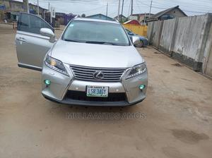 Lexus RX 2014 Silver   Cars for sale in Lagos State, Ikotun/Igando