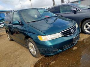Honda Odyssey 2002 Green   Cars for sale in Lagos State, Ikeja
