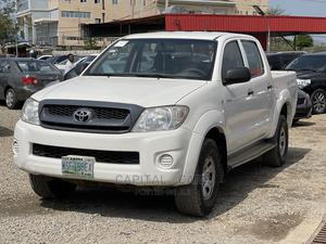 Toyota Hilux 2012 2.0 VVT-i White | Cars for sale in Abuja (FCT) State, Mabushi