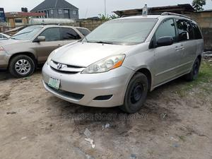 Toyota Sienna 2007 XLE Limited 4WD Silver   Cars for sale in Rivers State, Port-Harcourt