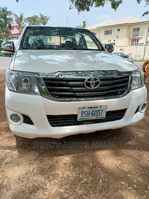 Toyota Hilux 2012 2.0 VVT-i White | Cars for sale in Abuja (FCT) State, Maitama
