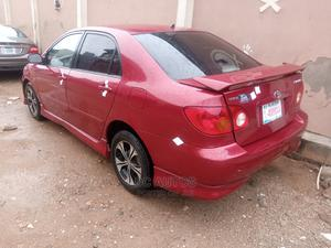 Toyota Corolla 2004 S Red | Cars for sale in Lagos State, Agege