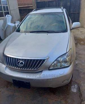 Lexus RX 2008 350 AWD Silver | Cars for sale in Lagos State, Kosofe