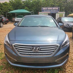 Hyundai Sonata 2016 Blue   Cars for sale in Abuja (FCT) State, Katampe