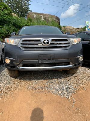 Toyota Highlander 2011 Limited Gray | Cars for sale in Ogun State, Ado-Odo/Ota