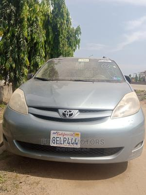 Toyota Sienna 2008 LE Blue | Cars for sale in Lagos State, Ifako-Ijaiye