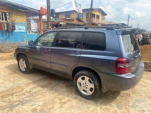 Toyota Highlander 2006 V6 Blue | Cars for sale in Lagos State, Ojodu