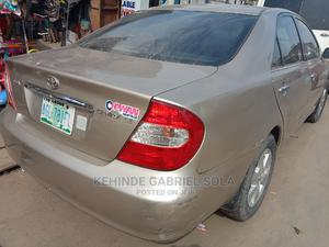 Toyota Camry 2003 Gold | Cars for sale in Lagos State, Oshodi