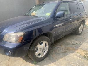 Toyota Highlander 2006 Limited V6 4x4 Blue | Cars for sale in Akwa Ibom State, Etinan