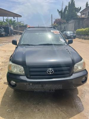 Toyota Highlander 2006 V6 Black | Cars for sale in Lagos State, Ikorodu