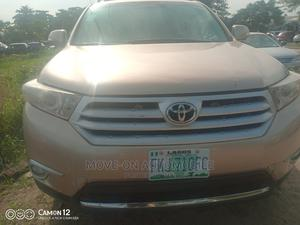Toyota Highlander 2012 Limited Gold | Cars for sale in Lagos State, Amuwo-Odofin