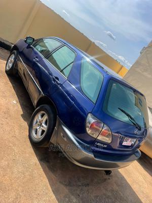 Lexus RX 2003 300 2WD Blue   Cars for sale in Lagos State, Ikorodu