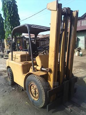 Foreign Used 4 Tons Hyster Forklift Petrol Engine.   Heavy Equipment for sale in Lagos State, Ifako-Ijaiye