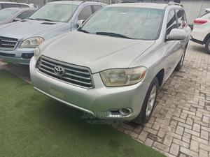 Toyota Highlander 2008 Silver | Cars for sale in Lagos State, Lekki