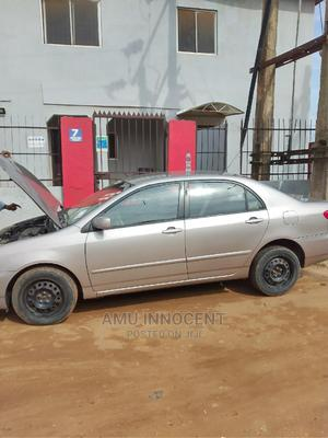 Toyota Corolla 2004 Gold | Cars for sale in Lagos State, Ipaja