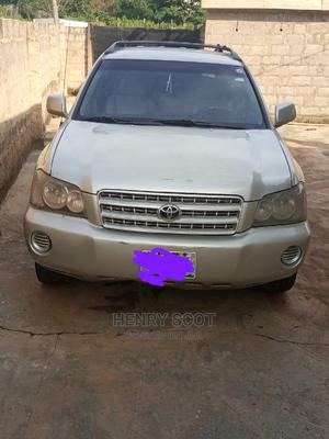 Toyota Highlander 2007 4x4 Silver | Cars for sale in Ekiti State, Ikere