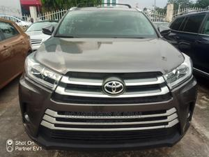 Toyota Highlander 2016 Gray | Cars for sale in Abuja (FCT) State, Gudu