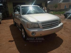 Toyota Highlander 2004 Silver | Cars for sale in Oyo State, Ibadan