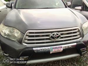 Toyota Highlander 2008 Limited Gray   Cars for sale in Abuja (FCT) State, Gudu