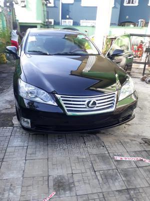 Lexus ES 2011 350 Black | Cars for sale in Lagos State, Kosofe