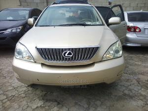 Lexus RX 2004 Gold   Cars for sale in Lagos State, Ikeja