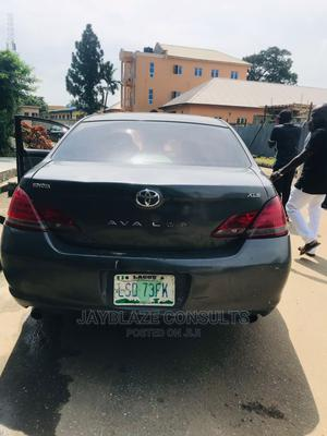 Toyota Avalon 2008 Black   Cars for sale in Lagos State, Mushin
