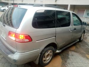 Toyota Sienna 2002 Silver   Cars for sale in Lagos State, Ikeja