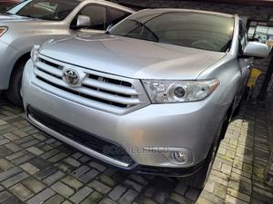 Toyota Highlander 2011 Silver | Cars for sale in Lagos State, Surulere