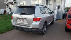 Toyota Highlander 2012 Limited Silver | Cars for sale in Lagos State, Kosofe