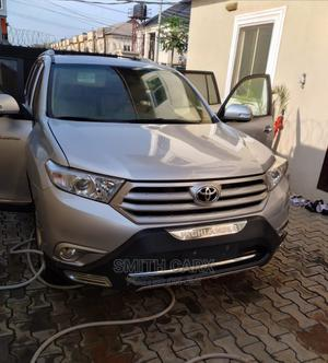 Toyota Highlander 2008 Limited 4x4 Silver   Cars for sale in Lagos State, Ikeja