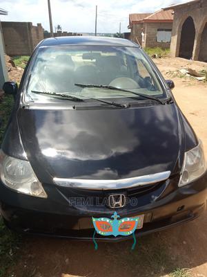 Honda City 2006 Black   Cars for sale in Oyo State, Ibadan