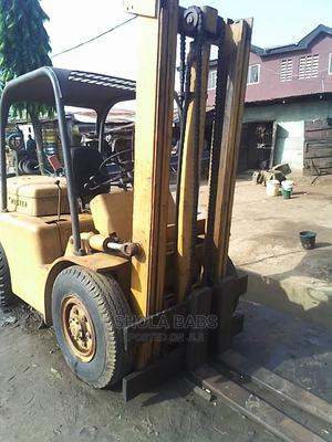 Tokunbo 4 Tons Hyster Petrol Engine Forklift   Heavy Equipment for sale in Lagos State, Alimosho
