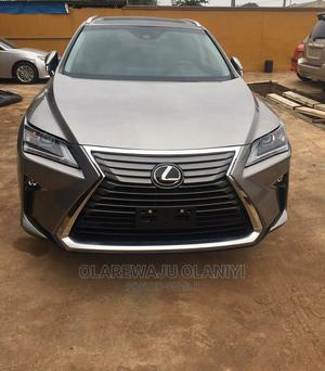 Lexus RX 2017 Silver   Cars for sale in Lagos State, Ogba