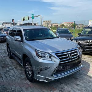 Lexus GX 2012 460 Premium Silver | Cars for sale in Lagos State, Lekki