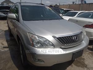 Lexus RX 2008 Silver   Cars for sale in Lagos State, Ojodu