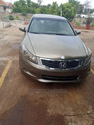 Honda Accord 2008 3.5 EX-L Automatic Gold | Cars for sale in Abuja (FCT) State, Dei-Dei