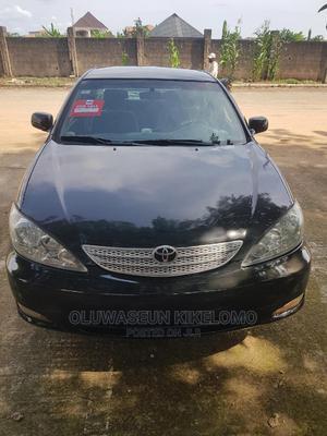 Toyota Camry 2003 Black | Cars for sale in Ogun State, Sagamu