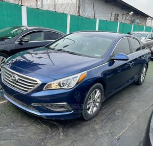 Hyundai Sonata 2016 Blue   Cars for sale in Lagos State, Agege