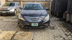 Hyundai Sonata 2011 Blue | Cars for sale in Lagos State, Kosofe
