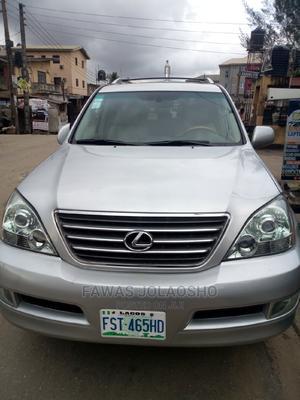 Lexus GX 2007 470 Silver | Cars for sale in Lagos State, Ilupeju