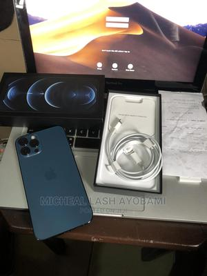 Apple iPhone 12 Pro Max 256 GB Blue | Mobile Phones for sale in Lagos State, Surulere