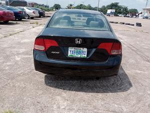 Honda Civic 2006 Black   Cars for sale in Abuja (FCT) State, Gwagwalada