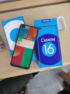 Tecno Camon 16 Pro 128 GB Gray | Mobile Phones for sale in Oyo State, Ibadan