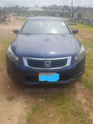 Honda Accord 2008 3.5 EX Automatic Blue | Cars for sale in Ogun State, Ijebu Ode