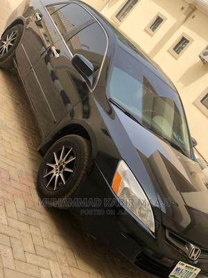 Honda Accord 2005 2.0 Comfort Automatic Black | Cars for sale in Niger State, Minna