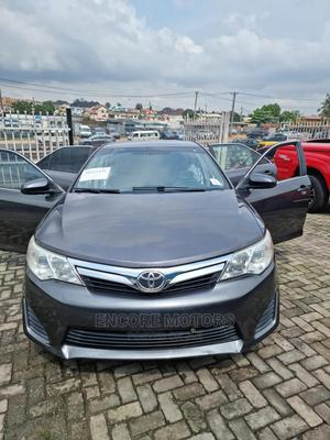 Toyota Camry 2012 Gray   Cars for sale in Lagos State, Ojodu