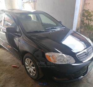 Toyota Corolla 2006 Black | Cars for sale in Enugu State, Enugu