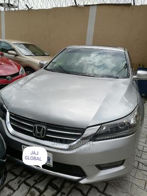 Honda Accord 2014 Silver | Cars for sale in Lagos State, Ikeja