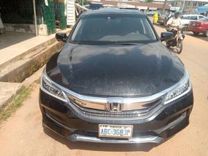 Honda Accord 2017 Black | Cars for sale in Benue State, Makurdi